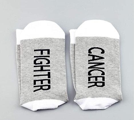 Cancer Fighter Socks