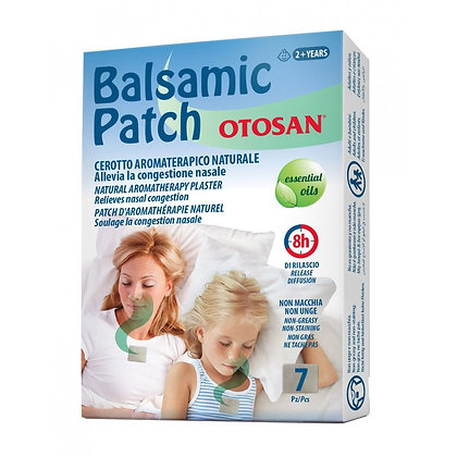 Nasal Congestion Patch
