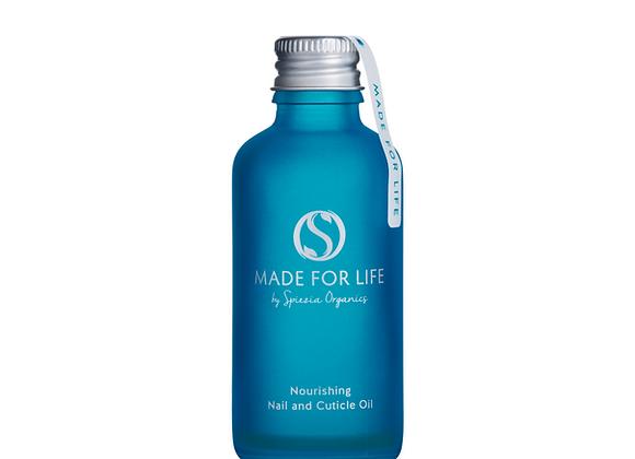 Made For Life Organics - Nourishing Nail & Cuticle Oil