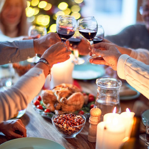 Cooking Christmas Dinner For Loved Ones With Cancer