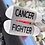 Thumbnail: Cancer Fighter Socks