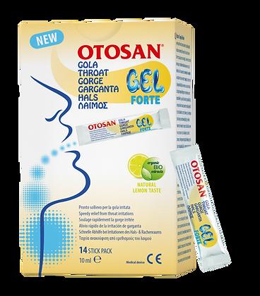 Otosan Throat Gel Forte