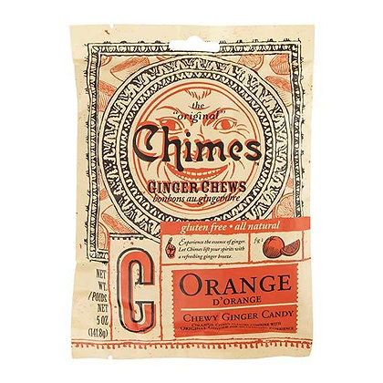 Chimes Ginger Chews - Orange