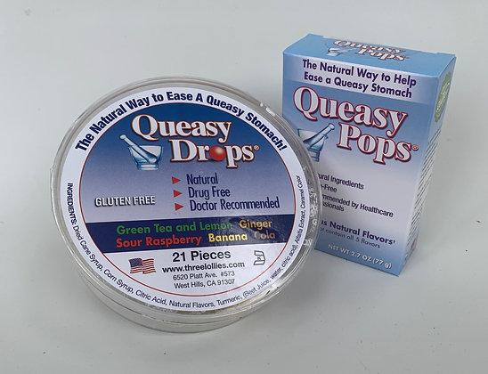 Queasy Drops & Queasy Pops Bundle