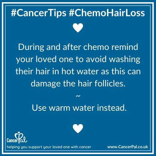 #CancerTips #Chemo Hairloss