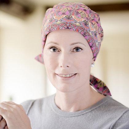 Alice Liberty Cord Chemo Scarf (multiple prints)