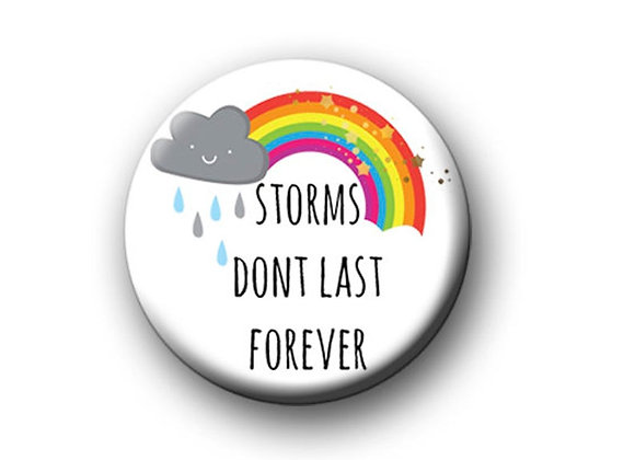 Storms Button Badge