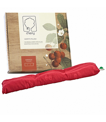 Cherry Stone Pillow - Neck and Shoulder