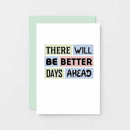 'Better Days' - Cancer Card