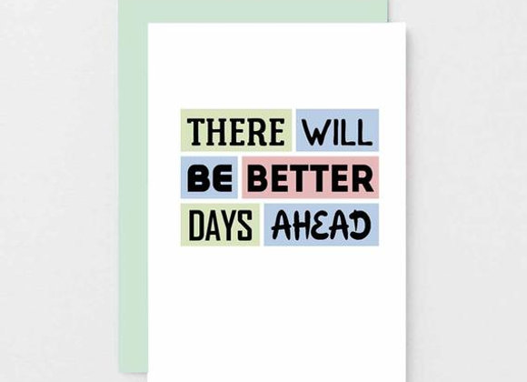 'Better Times' Cancer Card