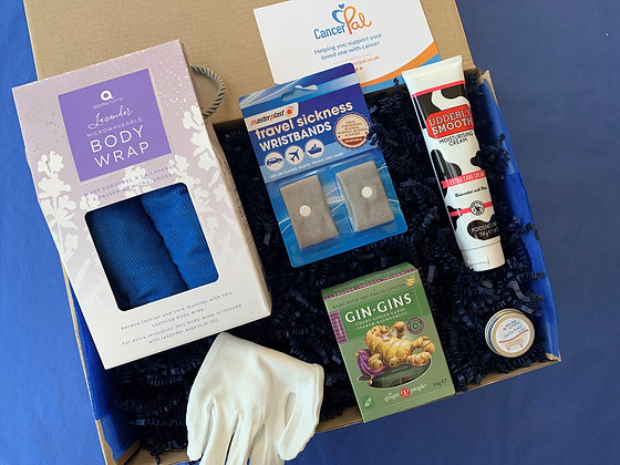 Comforting Chemotherapy Care Box