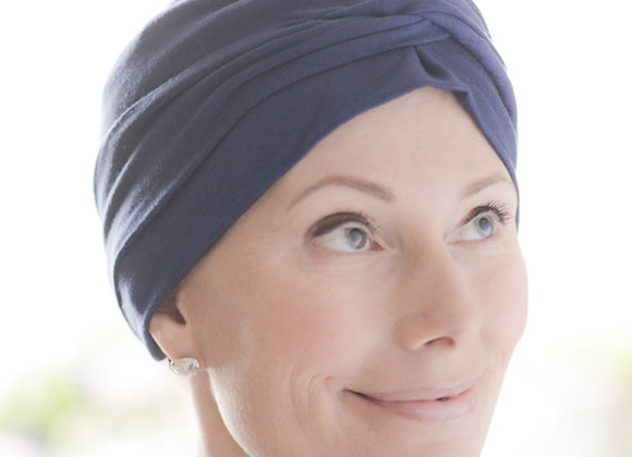 Rose Bamboo Chemo Turban Hat (multiple colours)