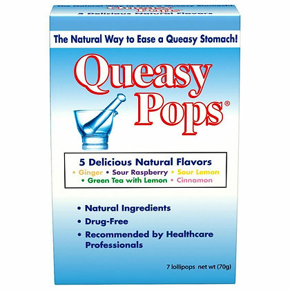 Queasy Pops - Assorted Flavours