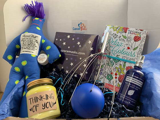 Deluxe Stress & Anxiety Care Box