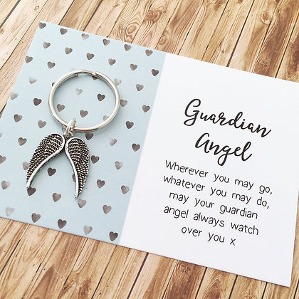 Guardian Angel - Keyring