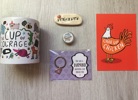 Inner Strength Boost Box with Cup of Courage