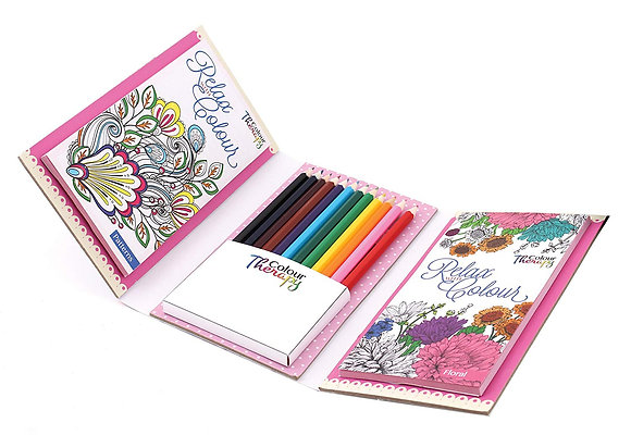 Colour Therapy Travel Set