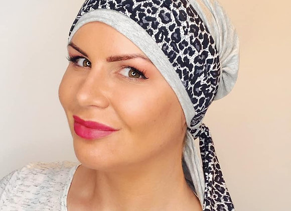 Anna Headscarf - Leopard