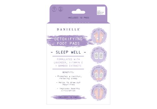 Sleep Well Detoxifying Foot Pads