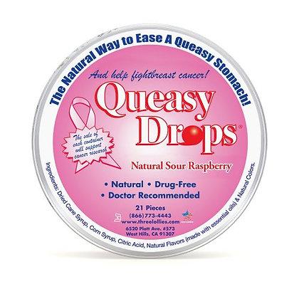 Queasy Drops  - Pink