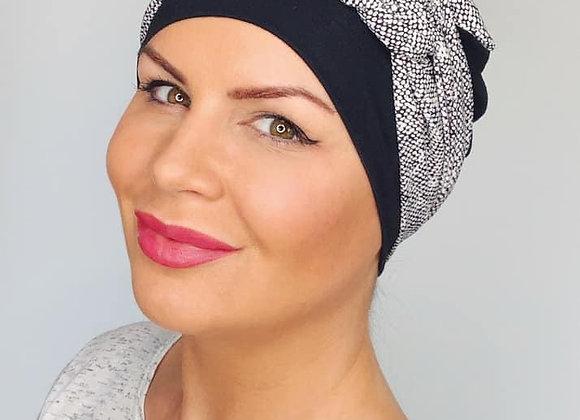 Hat & Headband Combo - Black
