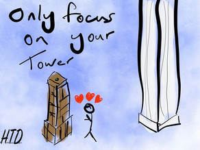 Guest Blog | Only Focus On Your Tower
