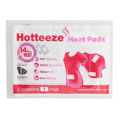Hotteeze Self Adhesive Disposable Heat Pad