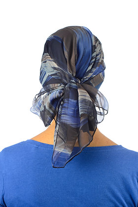 Chemo Headscarf with Hat - Catrina