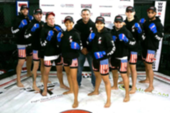 Fighters Source League Team USA 2014