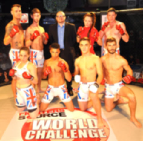 Fighters Source League, Team London 2014
