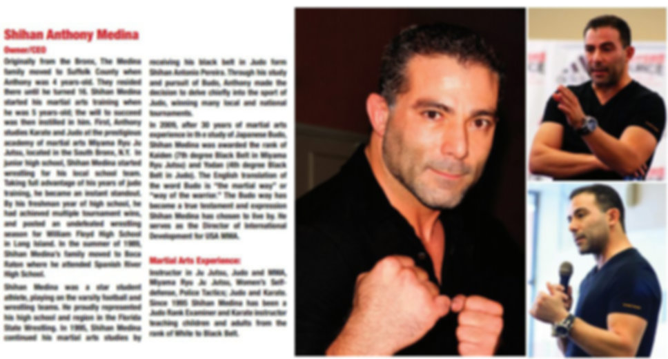 Fighters Source, Fighters Source League, Amateur MMA, MMA League, League Executives, Anthony Medina
