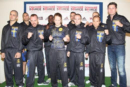 Fighters Source League, Team Sweden 2012