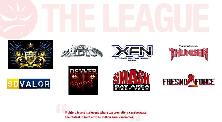 Fighters Source The League