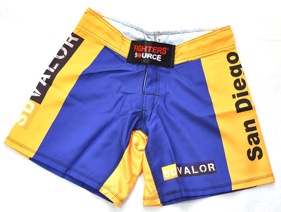 FSL  2015 -San Deigo Valor -Women's  Shorts