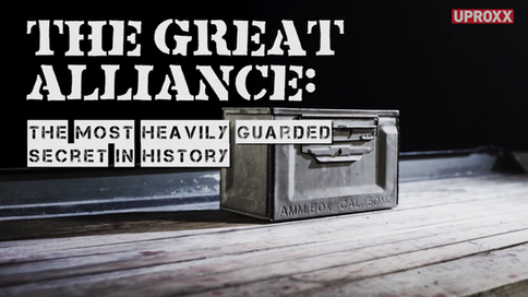 The Great Alliance - The Most Heavily Guarded Secret in History (D-Day)