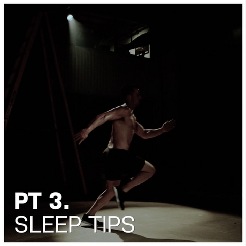 The Definitive Guide to Becoming a Better Athlete Through Sleep
