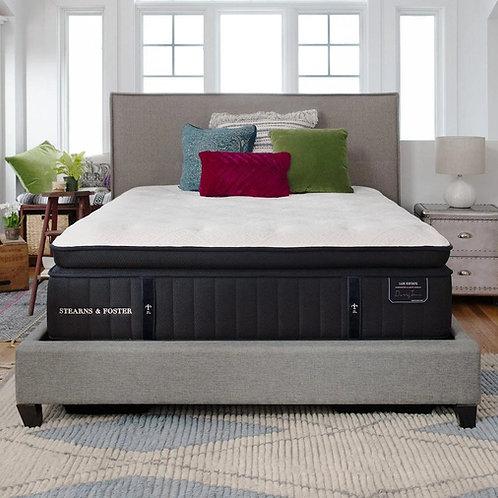 Stearns and Foster Lux Estate Cassatt Luxury Ultra Plush PillowTop