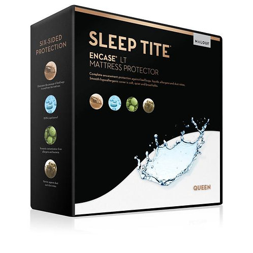 Malouf Sleep Tite Encase® LT Mattress Protector