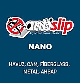 Antislip Nano kaymaz zemin