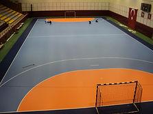 Spor salonlarında çizilmez ve kaydırmaz zemin uygulaması
