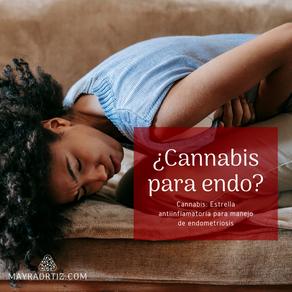 Cannabis para manejar endometriosis