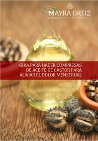 Guía para hacer compresas de aceite de castor