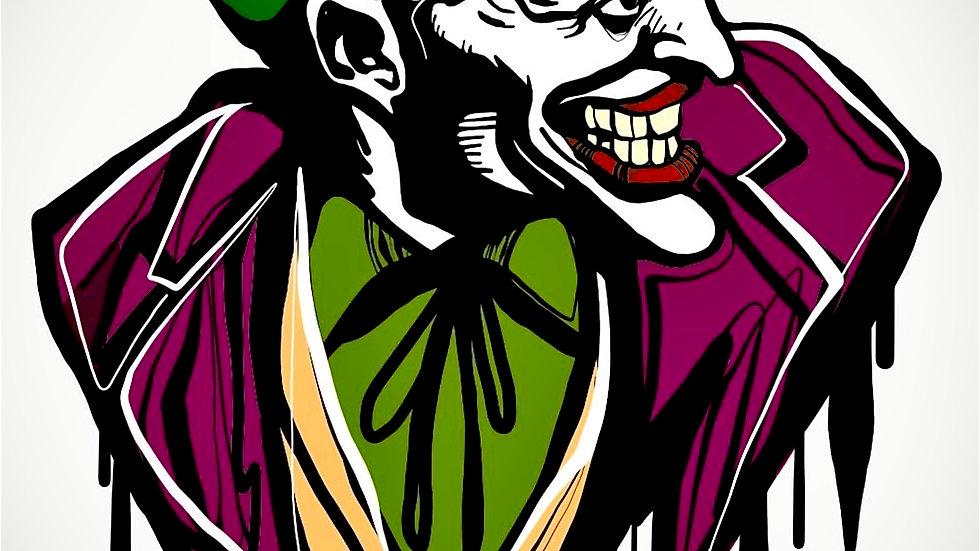 Joker2  12x18 print