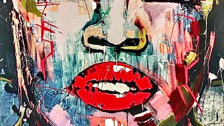 Lauryn Hill 12x18 print