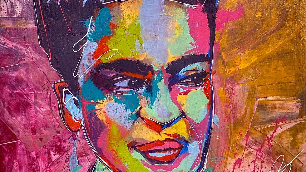 Frida 3   12x18 print