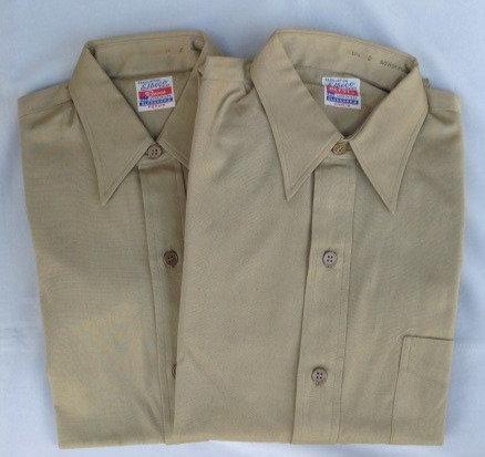 デッドストック ワークシャツ