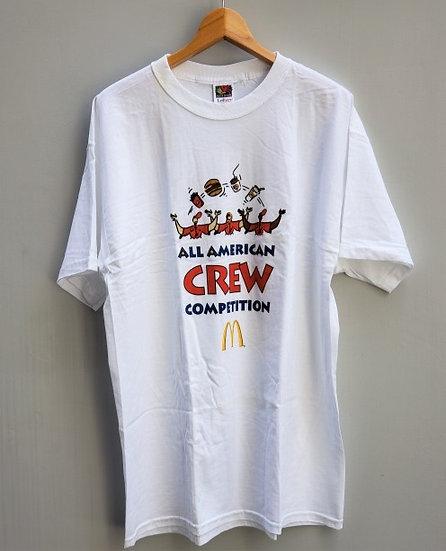 デッドストック Tシャツ McDonald's