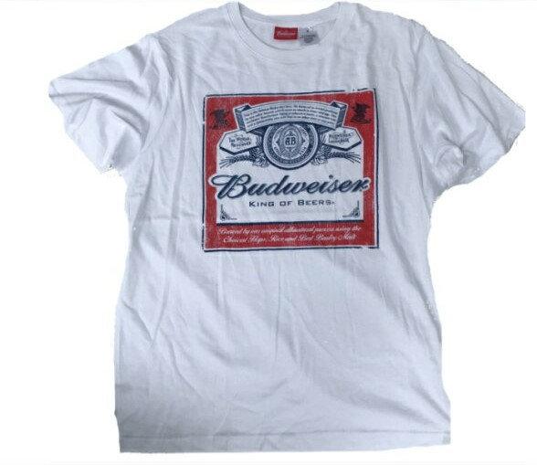 BudwiserオフィシャルTシャツ