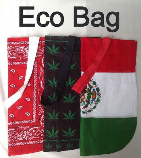 EcoBag/ToteBag/USA/バンダナ生地
