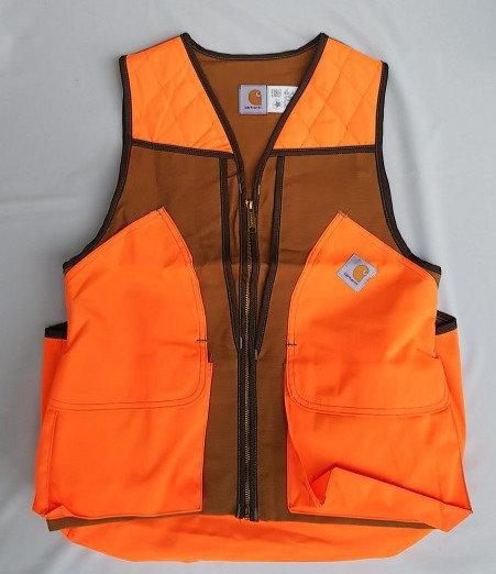 carhartt/vest/hunting/DEADSTOCK